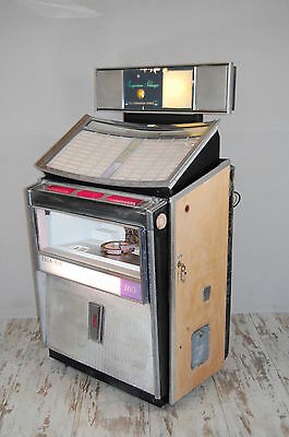 Jukebox Rock-Ola Modell 418 Capri Deluxe 2