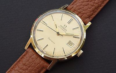 !! Ancienne Montre Omega Gp Automatic Cal. 1012 Vintage Watch Ready To Wear !!