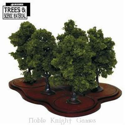4Ground 28mm Tree Ash Trees - Young Pack MINT