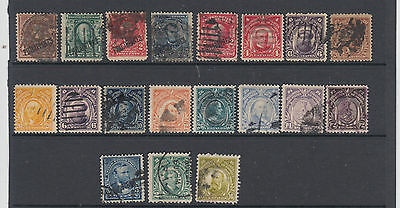 A very nice old Philippines group of issues