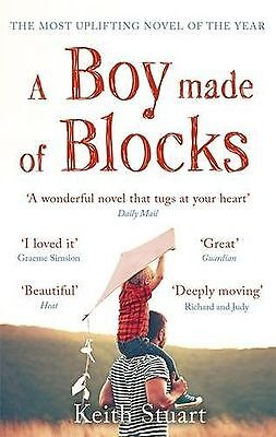 A Boy Made Of Blocks Paperback Book New Free Post Keith Stuart