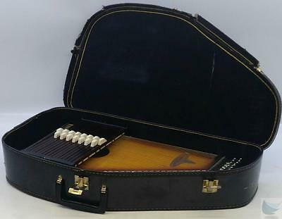 ChromAharp Autoharp 36 String 15 Cord All Strings and Hammers and a case WORKS