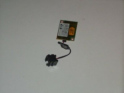 Fujitsu Lifebook T5010 56K Dial Up Modem W/ Cable CP373872-01