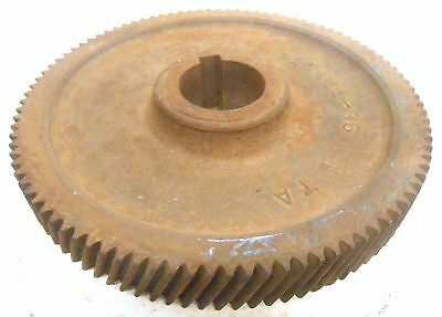 Unknown Brand Helical Gear, 115A11-96, Ta, 96 Teeth