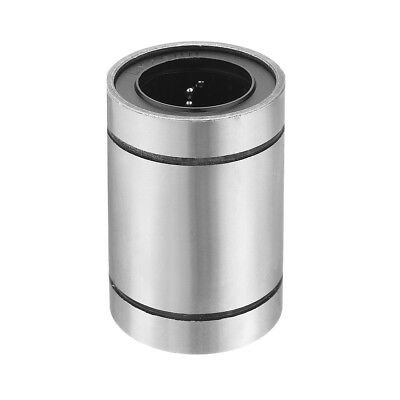 LM25UU 25mmx40mmx59mm Double Side Rubber Seal Linear Motion Ball Bearing Bushing