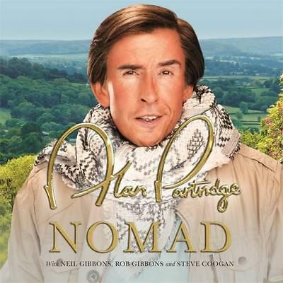 Alan Partridge: Nomad by Partridge, Alan | Audio CD Book | 9781409160236 | NEW
