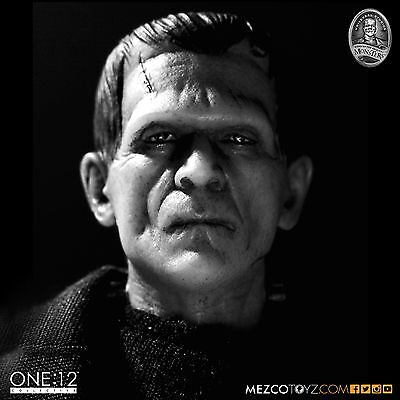 One 12 Collective Universal Monsters Frankenstein 6 Inch Scale Action Figure New