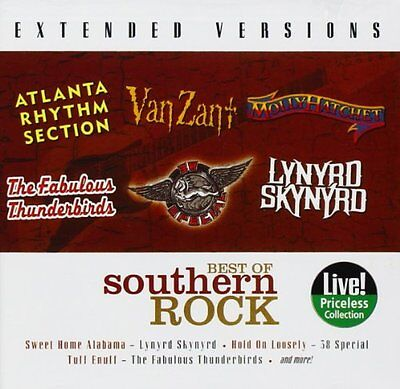 V/ A - Best Of Southern Rock: Extended Versions / Various CD  NEU
