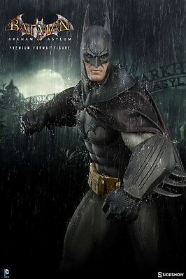 Sideshow Collectibles DC Comics Batman Arkham Asylum Premium Format Figure New
