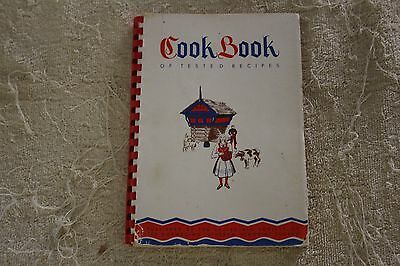 Cook Book Of Norwegian And Other Tested Recipes!  Great Recipes!  Minneapolis, M