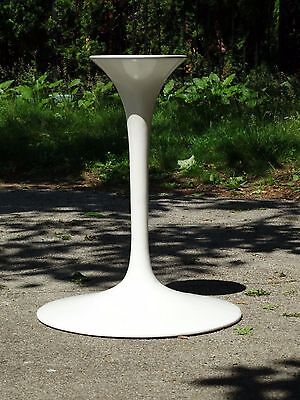Vintage Mid Century Saarinen Tulip Table Base Modern Knoll Era