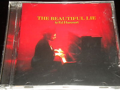 Ed Harcourt - The Beautiful Lie - CD Album - 2006 - 14 Great Tracks