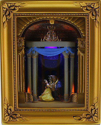 Disney Parks Olszewski Beauty & Beast Ballroom Belle Dances GOL Gallery of Light