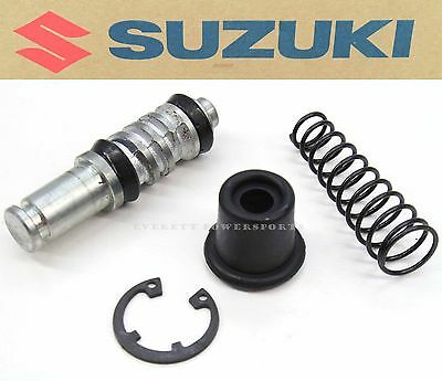 Suzuki Front Rear Brake Master Cylinder Rebuild Kit Burgman (See Notes) #O188 B