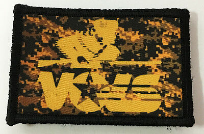 Tennessee Volunteers Subdued Morale Patch Tactical Military Army Flag Badge Hook