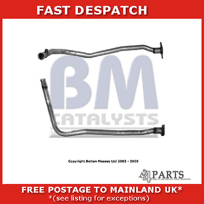 Bm70145 Exhaust ( Front Pipe )