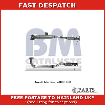 Bm70179 Exhaust ( Front Pipe )