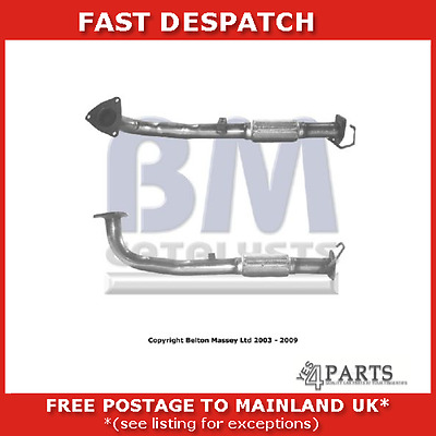 Bm70330 Exhaust ( Front Pipe )