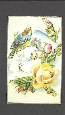 M693 - ANTIQUE CARD, ADVERTISING LION COFFEE, WOLSON SPICE CO. (not a postcard)