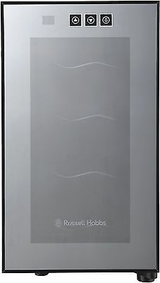 Russell Hobbs RH8WC2 8 Bottle Drinks Cooler - Black. From the Argos Shop on ebay