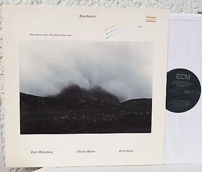 DINO SALUZZI - Once upon a time  ECM  LP  Mikkelborg, Haden, Favre