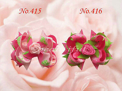 200 BLESSING Good Girl Hair Clip Easter Rabbit Chick Valentine's Day Love Bow