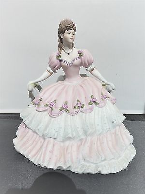 ROYAL GALA  Coalport Age of Elegance Figurine Excellent Condition