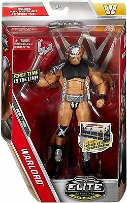 Wwe Wrestling Figure Mattel Elite Collection Warlord Moc Boxed New Wwf