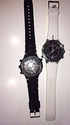 U Get 2 Watches Mens  Timex Ironman Both Need Batteries T49861 Free Post
