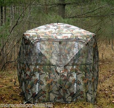 NEW Barronett Grounder Blind GR250BT BloodTrail Old style stock with skirt