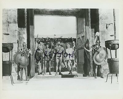 Beefcake Steve Reeves Rare Original  Photo