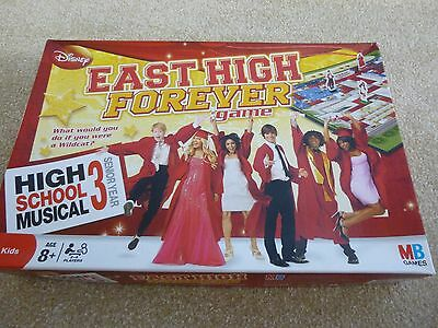 East High Forever - High School Musical Board Game