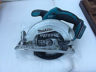 Makita Dss611 Circular Saw 2014 Model 18v LXT Bare Unit Only
