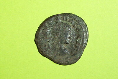 Ancient ROMAN COIN of SEVERUS ALEXANDER 222 AD legionary army standards military