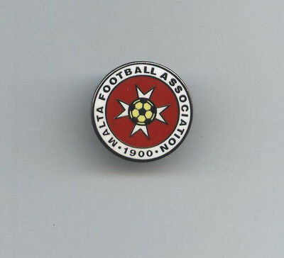 Orig.PIN       MFA - Malta Fussball Verband / Football Association  !!  SELTEN