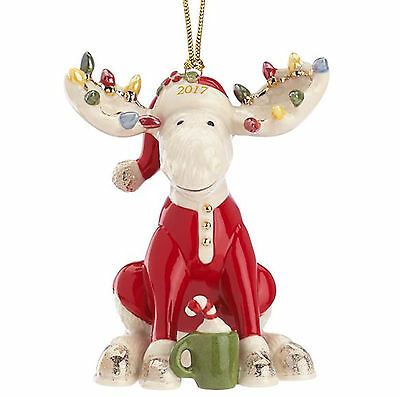 Lenox 2017 Annual Marcel the Bedtime Moose