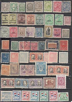 Paraguay Mini Country Collection Of 164 Mint & Used.