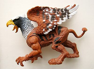 Chap Mei Plastic Toy Griffin Winged Bird Lion Monster Mythical Fantasy Figure