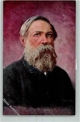 52284361 - Friedrich Engels  sign.