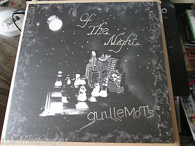 "Guillemots ‎– Of The Night EP 12""  NEW UNPLAYED MINT 500 ONLY"
