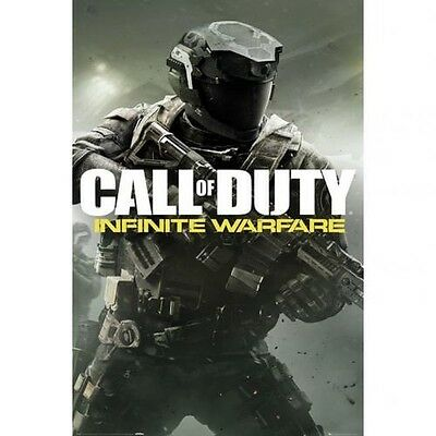 Call Of Duty Infinite Warfare 61cm x 91cm Large Wall Poster 248 with Free UK PP