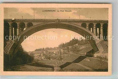 42728075 Luxembourg Luxemburg Le Pont Adolphe Luxembourg