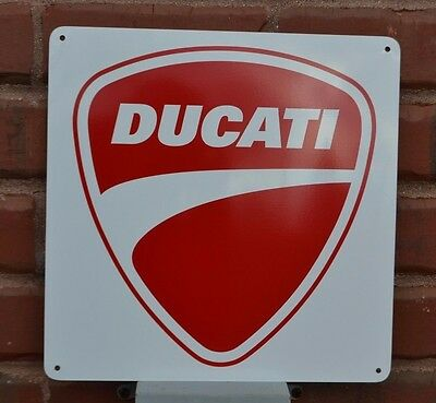DUCATI MotorSport Racing SIGN Diavel MotoGP Hypermotard Monster Superbike LOGO