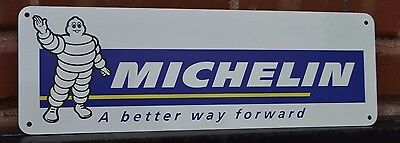 Michelin Man Tires Sign Advertising Logo Shop Mechanic Tool