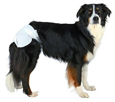Trixie Dog Diapers - Disposable Nappies - 1 - 6 -12 Pack - ALL SIZES