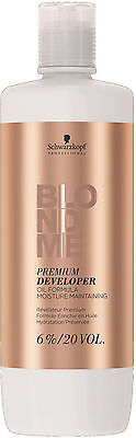 Schwarzkopf  BLONDME Premium Developer 1000ml