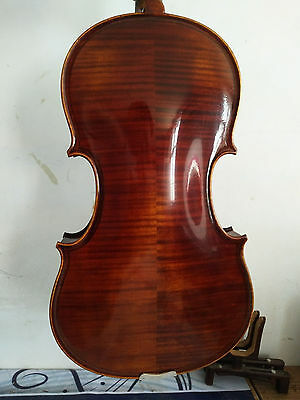 "Master viola 16"" Maggini model full hand made flamed maple back side spruce top"