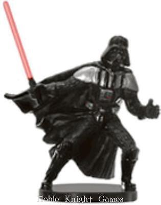 WOTC Star Wars Minis Champions o/t Force Darth Vader - Champion of the Sith SW