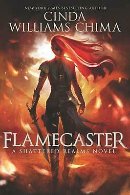 Flamecaster by Cinda Williams Chima (English) Paperback Book Free Shipping!