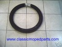 Moped Tire 2.25x17 Honda Hobbit (2) High Quality - Tires  225x17  PA50 Tires